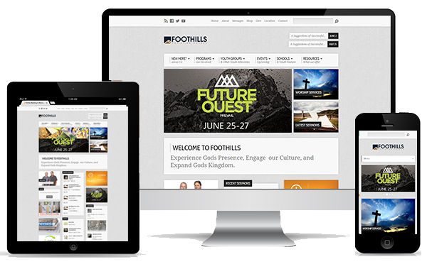 Responsive website design and why you need it