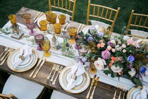 farm-table-setting-wedding