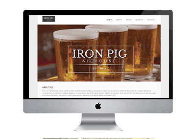 Iron Pig Ale House
