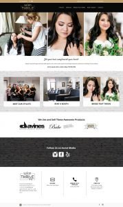 Salon-thrive-wordpress-website-development-santee