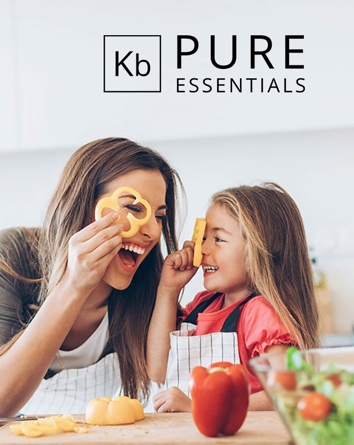 KB Pure E-Commerce Site Development