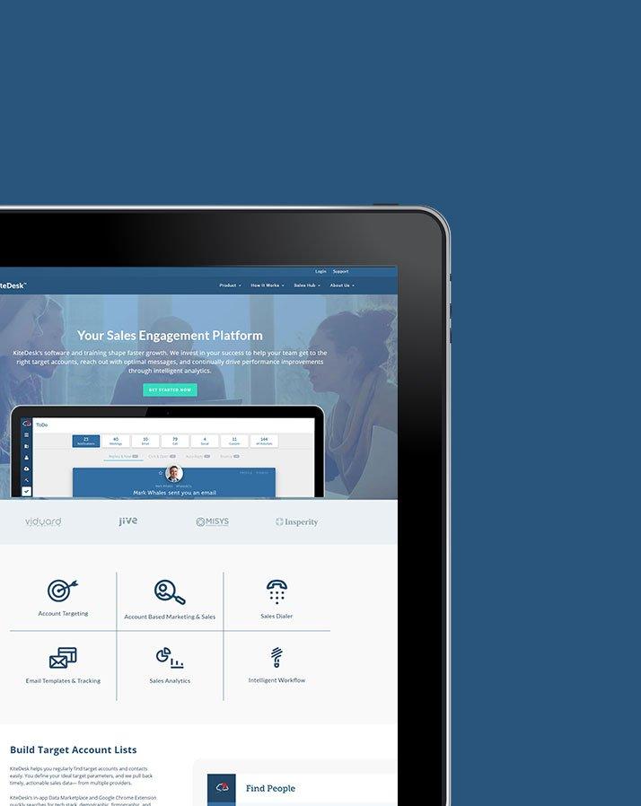 Website Development, Modern Design Media