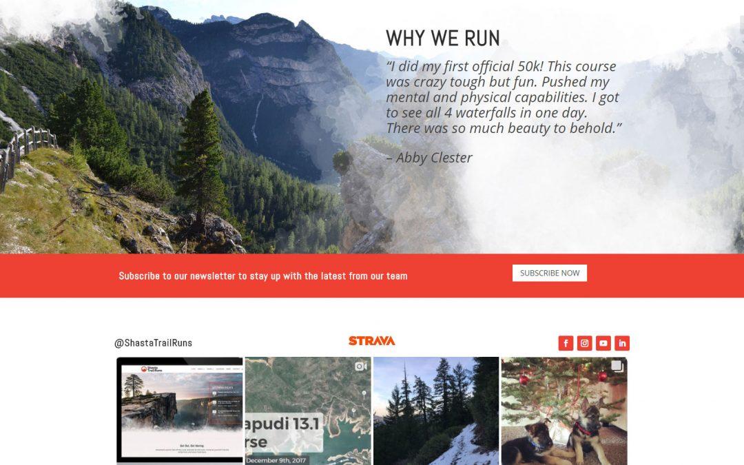 Shasta Trail Runs