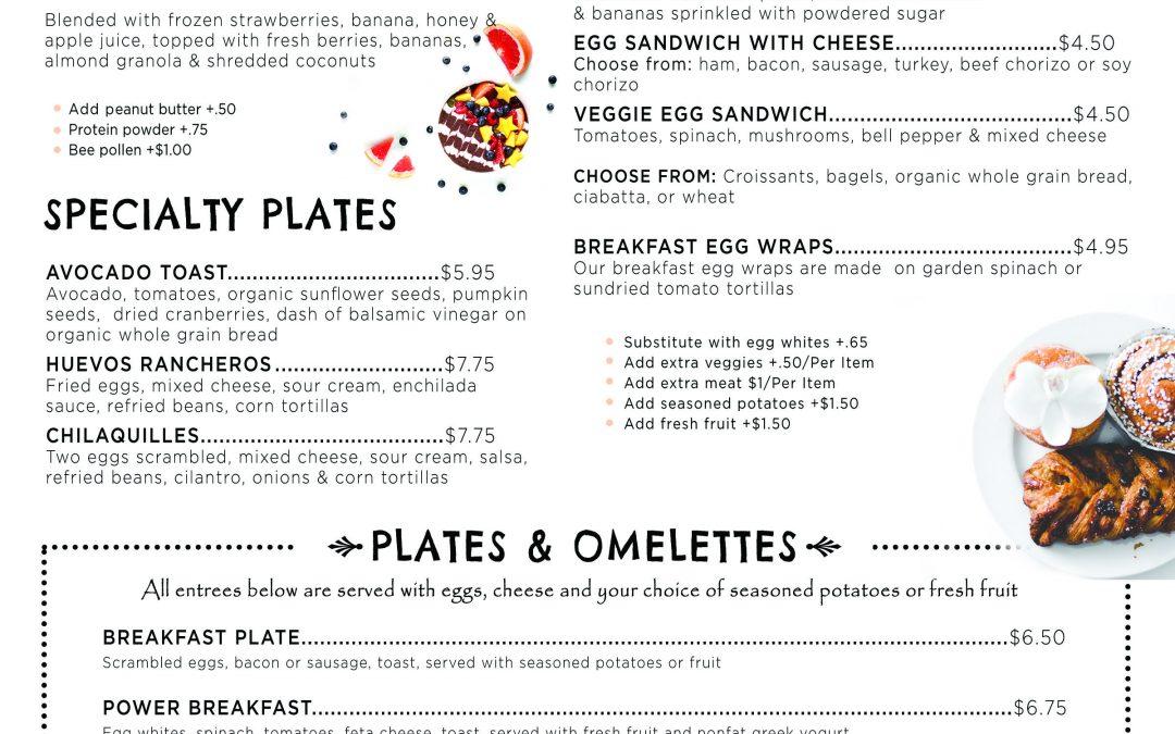 Jane's Kitchen Website Development