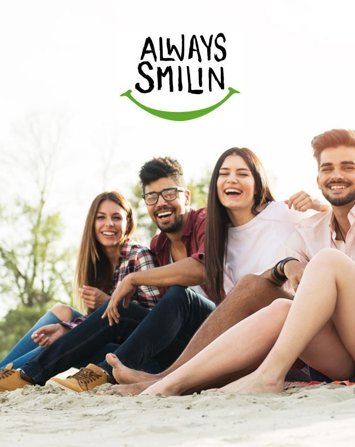 Always Smilin – E-Commerce WordPress Store Development